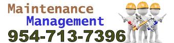 Maintenance 954-713-7396