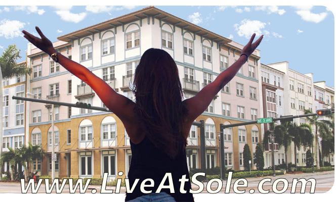 Live at Sole Condominiums